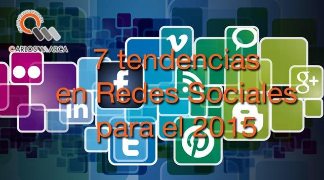 7 tendencias en redes sociales