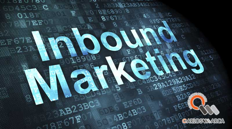 que es el inbound marketing carlosmarca mercadeo