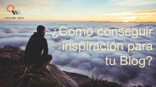 inspiracion para tu blog como conseguirla carlosmarca wordpress barcelona