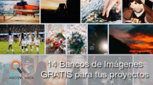 14 Bancos de Imágenes GRATIS para tus proyectos