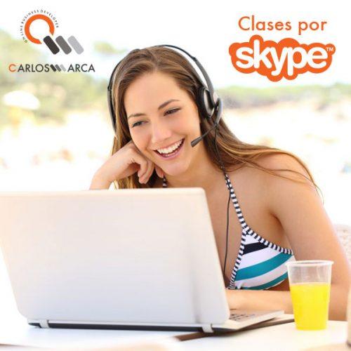 clases online por skype particulares carlosmarca