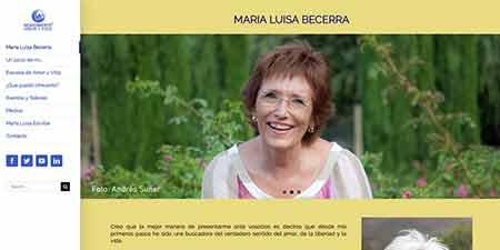 carlosmarca desarrollador wordpress barcelona maria luisa becerra