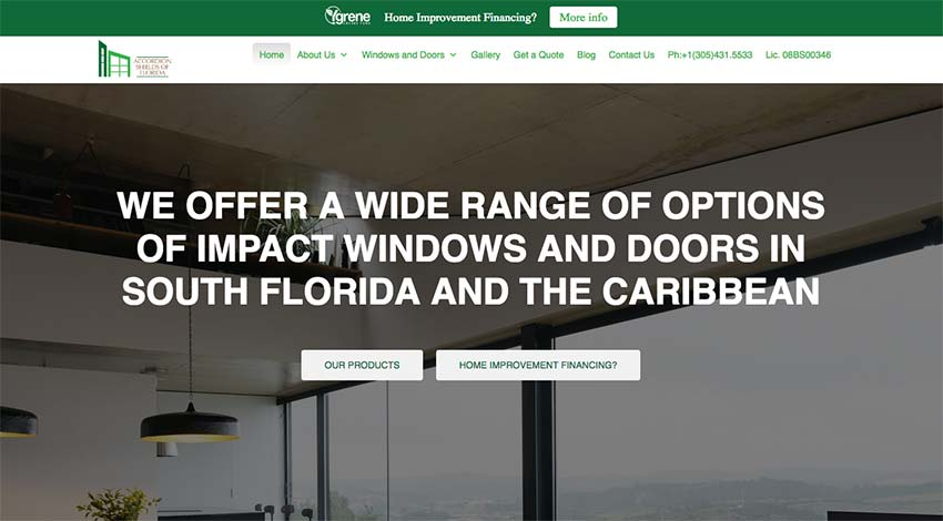 inicio-impact-windows-center-miami-portfolio-carlosmarca