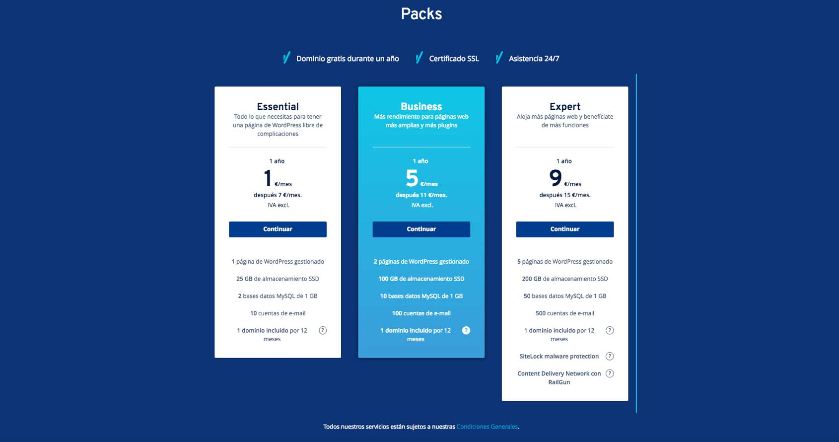 packs-disponibles-hosting-wordpress-en-1&1