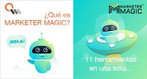 Marketer Magic: ¿Cómo funciona? Guía 2020