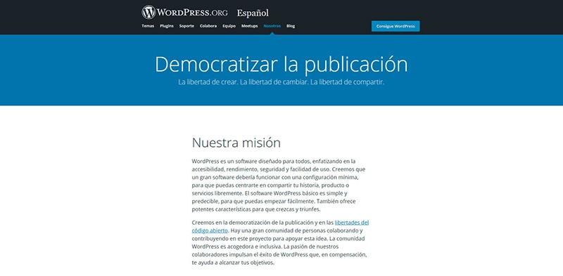 codigo-abierto-wordpress-open-source